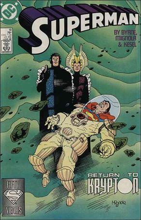 Superman (1987) 18-A