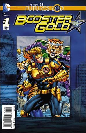 Booster Gold: Futures End 1-B