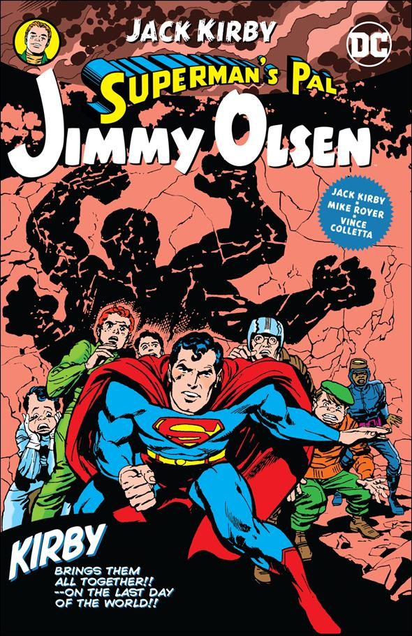 Superman's Pal Jimmy Olsen by Jack Kirby nn-A by DC