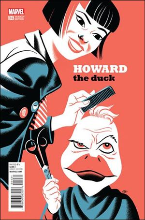 Howard the Duck (2016) 4-B