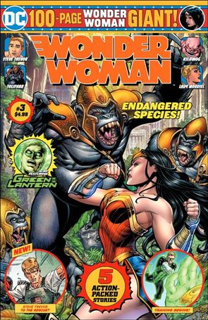 Wonder Woman Giant (8/2019) 3-B