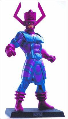 Classic Marvel Figurine Collection Mega Specials (UK) Galactus by Eaglemoss Publications