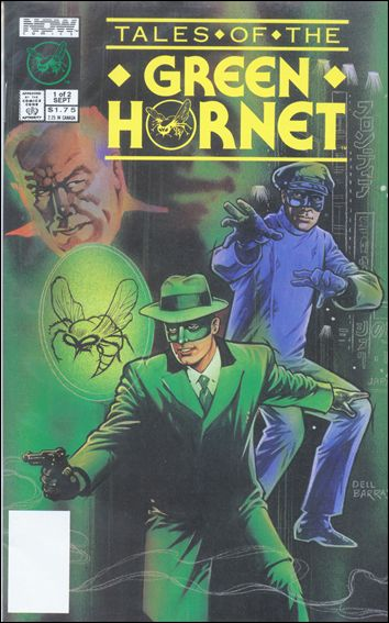 Tales of the Green Hornet (1990) 1-A by Now Comics