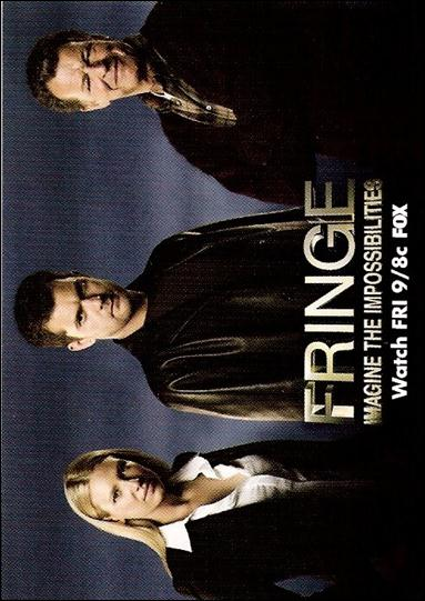 Fringe: Seasons One &amp; Two (Promo) P1-A by Cryptozoic Entertainment