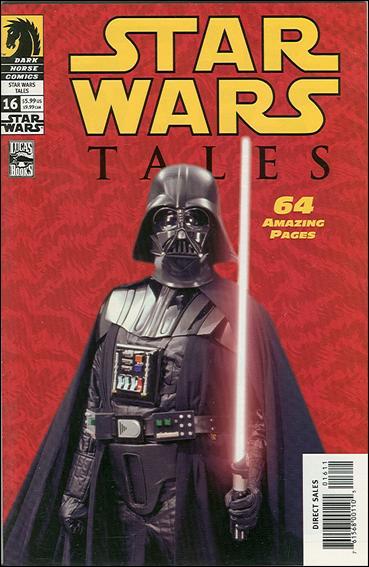 Star Wars Tales 16-B by Dark Horse