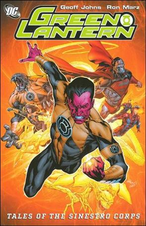 Green Lantern: Tales of the Sinestro Corps 1-A
