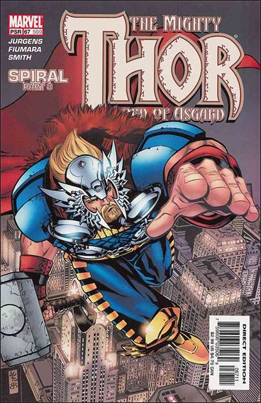 Thor (1998) 67-A by Marvel