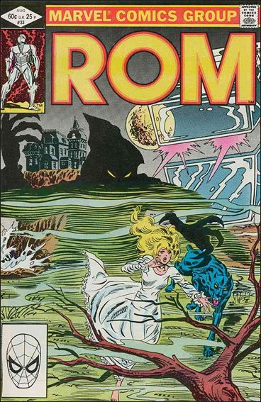 ROM (1979) 33-A by Marvel