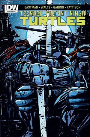 Teenage Mutant Ninja Turtles (2011) 52-B