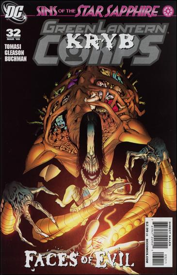 Green Lantern Corps (2006) 32-A by DC