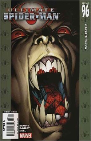 Ultimate Spider-Man (2000) 96-A