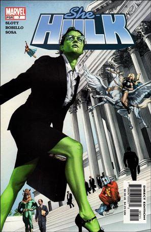 She-Hulk (2004) 7-A