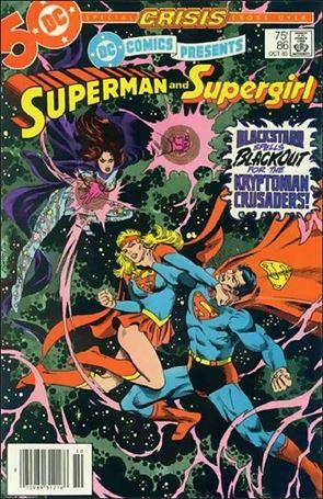 DC Comics Presents 86-A