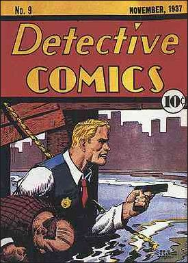 Detective Comics (1937) 9-A by DC