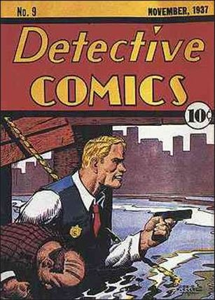 Detective Comics (1937) 9-A