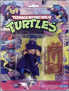 Teenage Mutant Ninja Turtles (1988) Shredder by Playmates