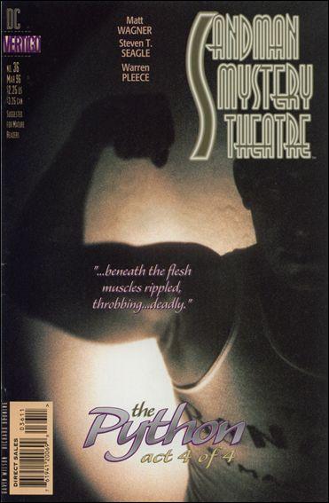 Sandman Mystery Theatre 36-A by Vertigo