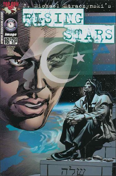Rising Stars 16-A by Top Cow