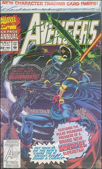Avengers Annual 22-A by Marvel