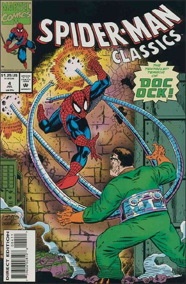 Spider-Man Classics 4-A by Marvel