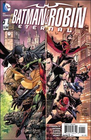 Batman & Robin Eternal 1-A
