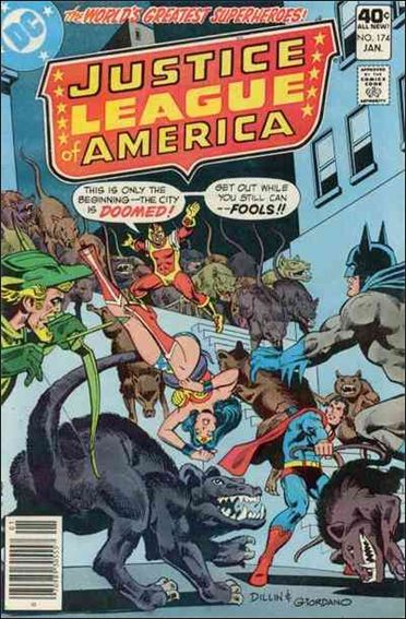 Justice League of America (1960) 174-A by DC