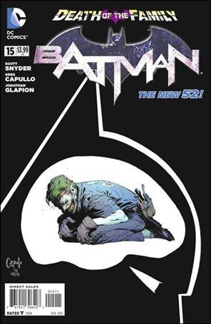 Batman (2011) 15-A