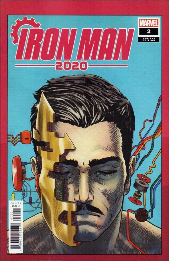 Iron Man 2020 (2020) 2-B by Marvel