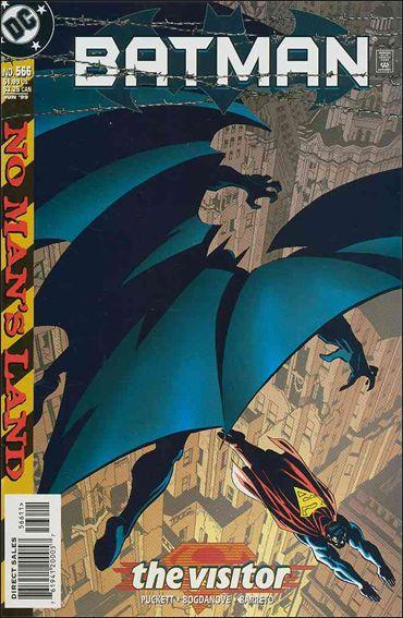Batman (1940) 566-A by DC
