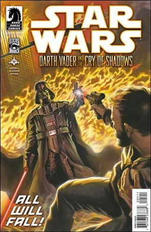 Star Wars: Darth Vader and the Cry of Shadows 5-A