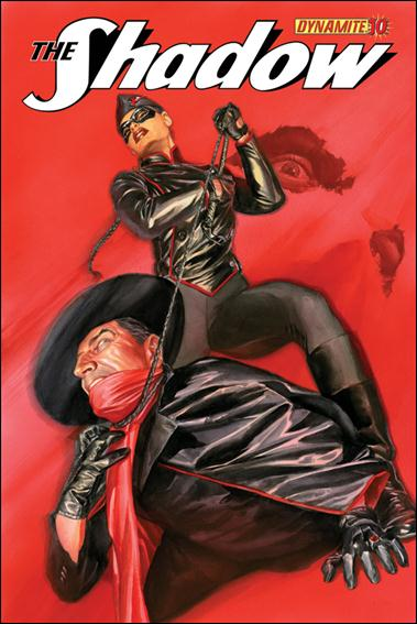 Shadow (2012) 10-A by Dynamite Entertainment