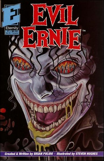 Evil Ernie (1991) 3-A by Eternity