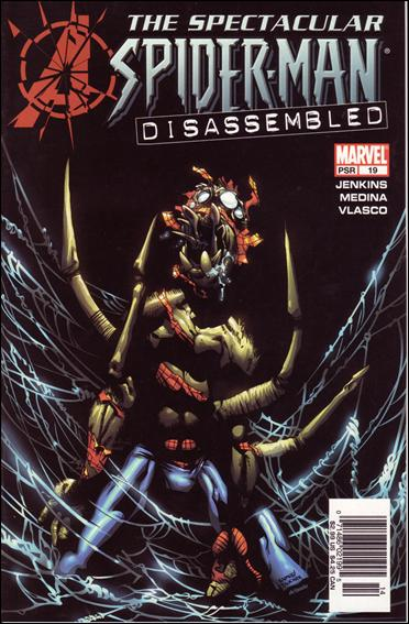 Spectacular Spider-Man (2003) 19-B by Marvel