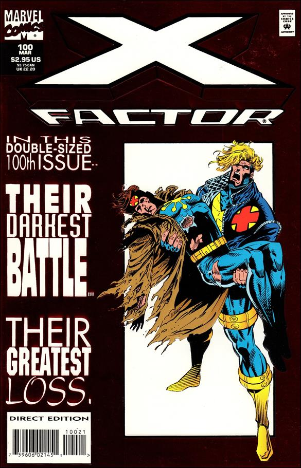 X-Factor (1986) 100-A by Marvel
