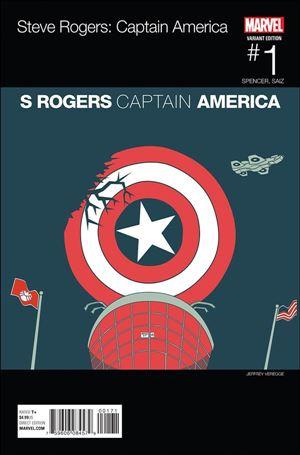 Captain America: Steve Rogers 1-G