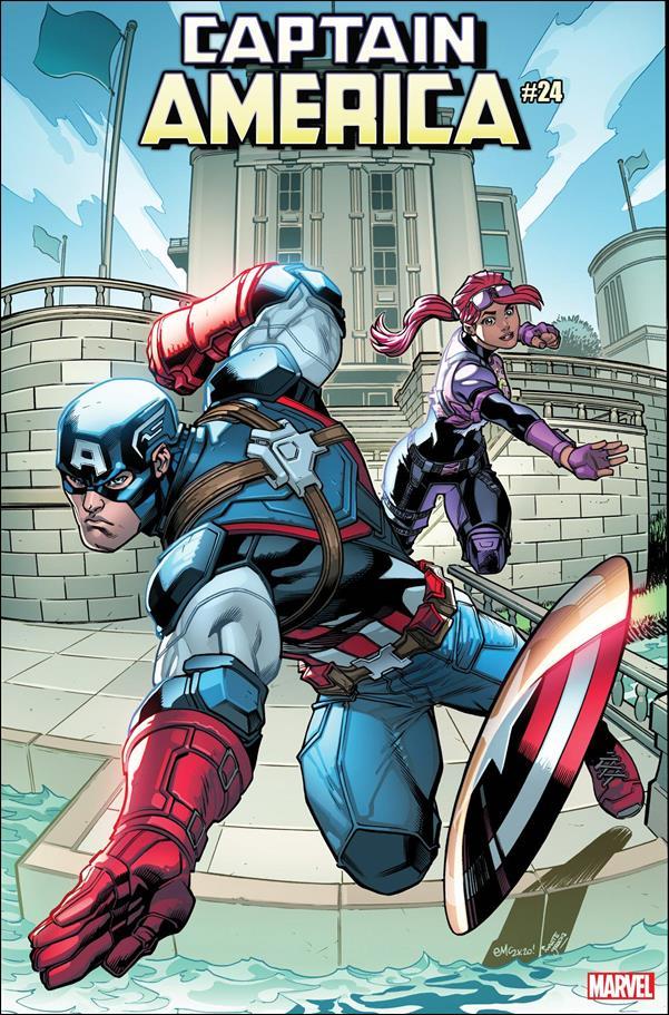 Captain America (2018) 24-D by Marvel