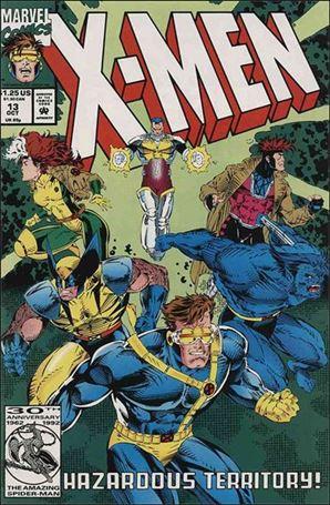 X-Men (1991) 13-A
