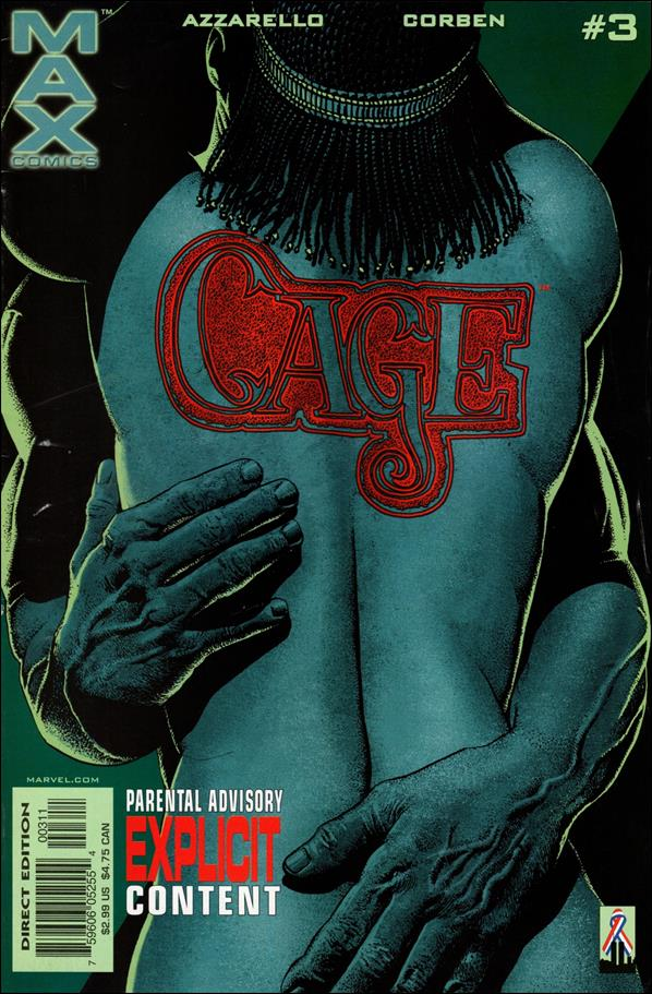 Cage (2003) 3-A by Max