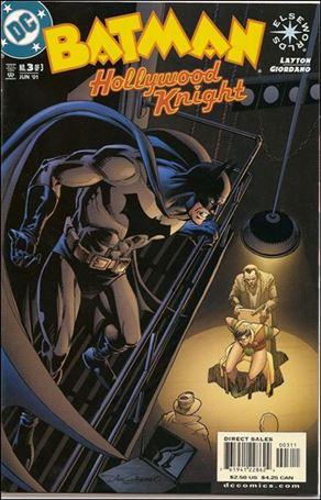 Batman: Hollywood Knight 3-A