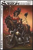 Swords of Sorrow: Black Sparrow & Lady Zorro 1-A