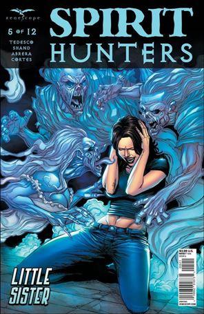 Spirit Hunters 5-A