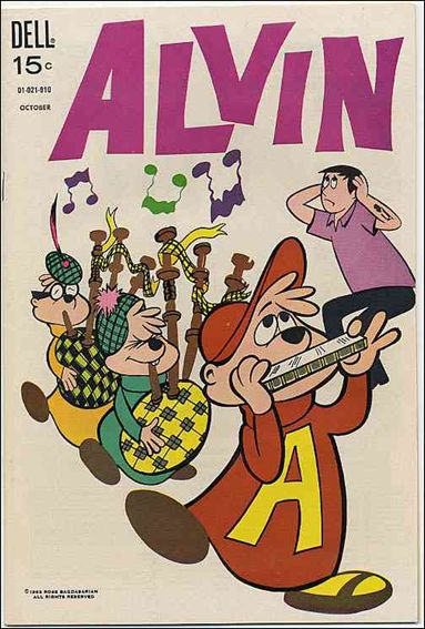 Alvin 20-A by Dell
