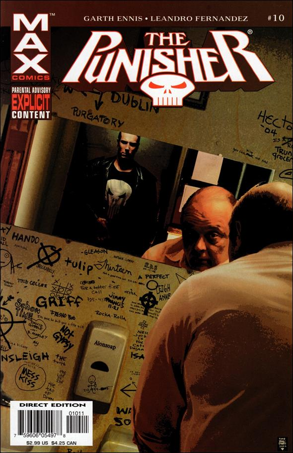 Punisher (2004) 10-A by Max