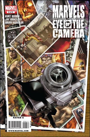 Marvels: Eye of the Camera 6-A by Marvel