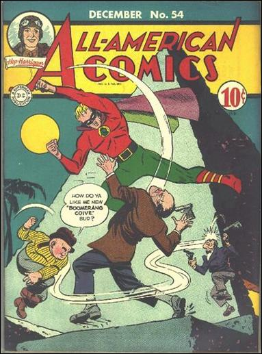 All-American Comics (1939) 54-A by DC