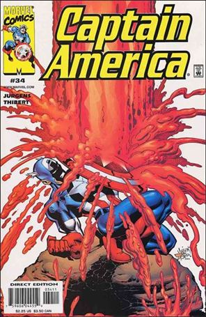 Captain America (1998) 34-A