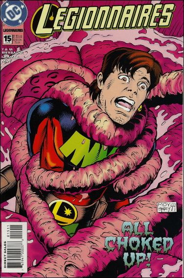 Legionnaires 15-A by DC
