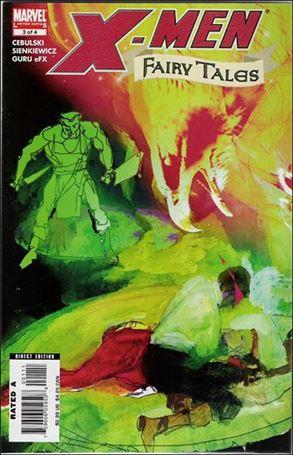 X-Men Fairy Tales 3-A