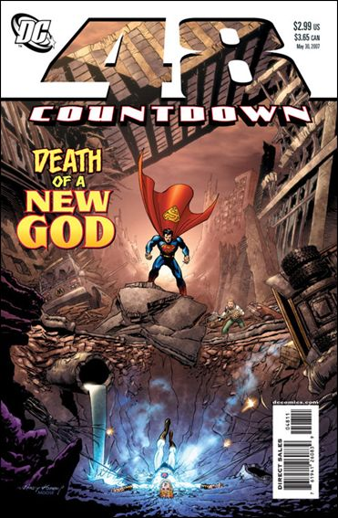 Countdown (2007) 48-A by DC