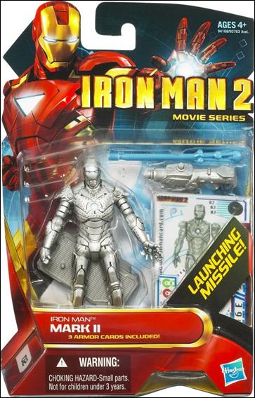Iron Man 2 Iron Man - Mark II (Movie Series) by Hasbro